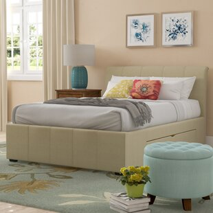 Fabric 2 Drawer Upholstered Storage Bed By Brayden Studio