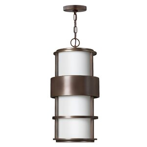 Saturn 1-Light Outdoor Pendant
