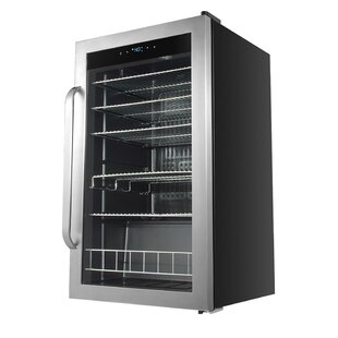 3.4 cu. ft. Beverage center