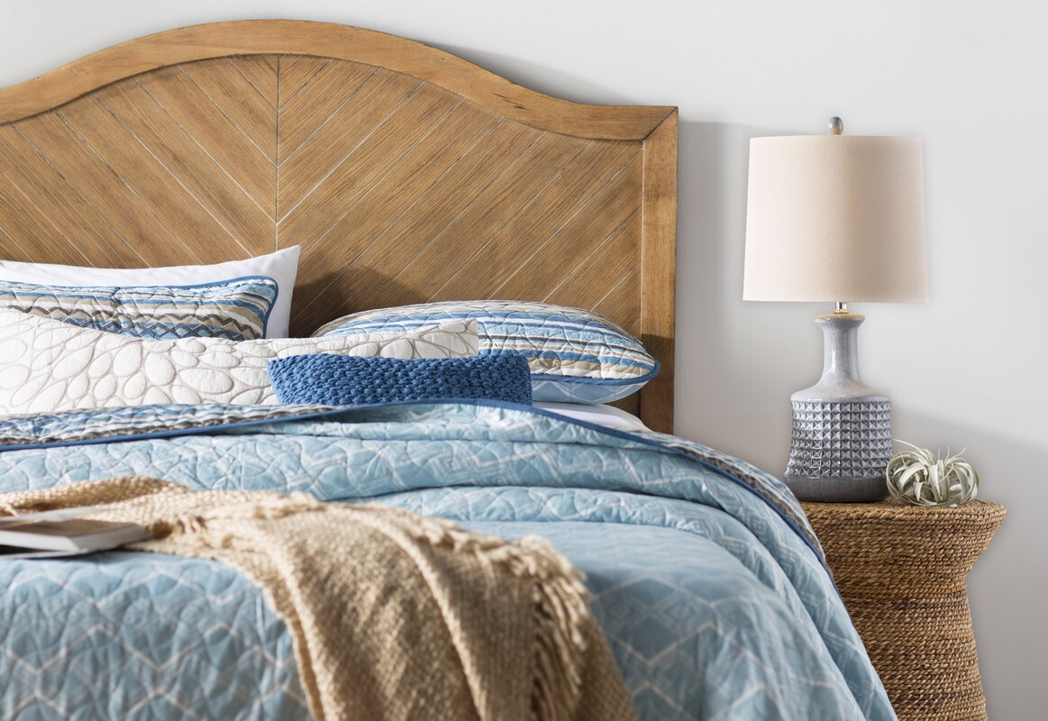 design headboard wood bedrooms yet stained option hgtv panel rooms rustic chic