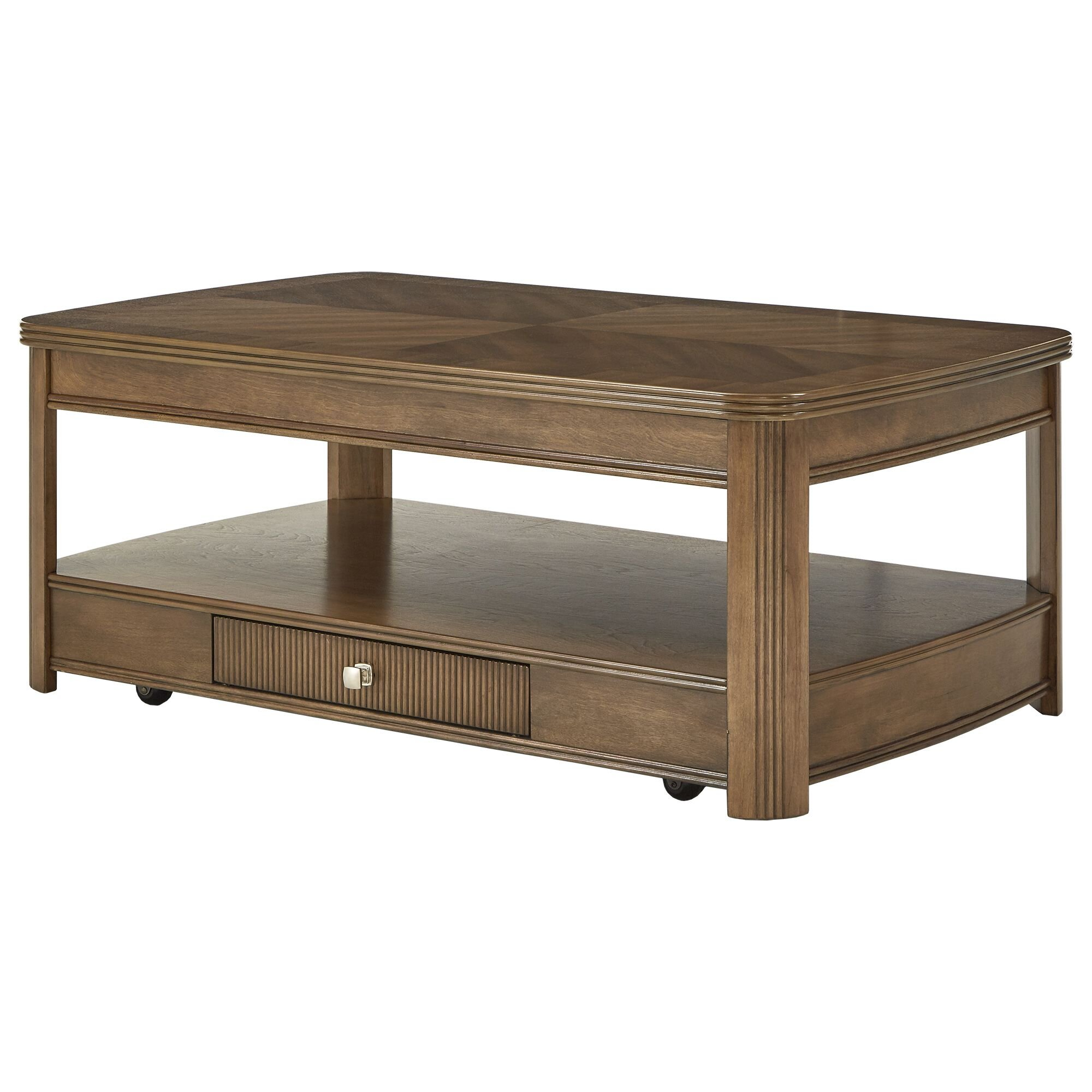 Rectangle Charlton Home Coffee Tables You Ll Love In 2021 Wayfair