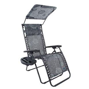 Ewan Reclining/Folding Zero Gravity Chair by Red Barrel Studio