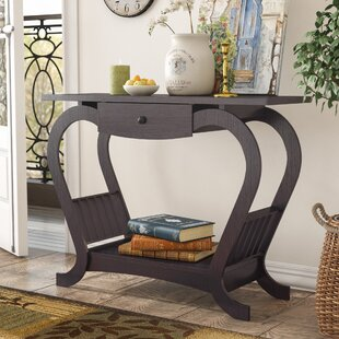 Zelida Console Table by Fleur De Lis Living