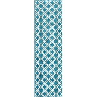 Affordable Juliet Calipso Blue Area Rug ByViv + Rae