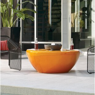 Perpetual Stone/Concrete Coffee Table by Seasonal Living