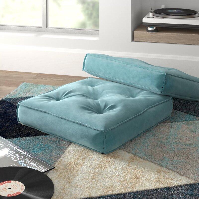 House Of Hampton Asaad 24 Floor Pillow