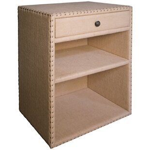 Aidan End Table with Storage