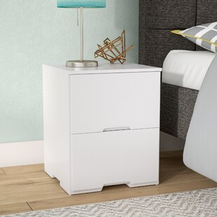 Smethwick 2 Drawer Nightstand by Latitude Run