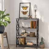 Abbottsmoor Etagere Bookcase by Andover Mills™