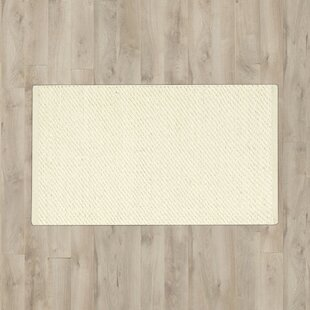 Coupon Woosley White Area Rug By Highland Dunes