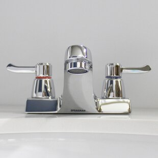 Speakman Commander Centerset Bathroom Faucet