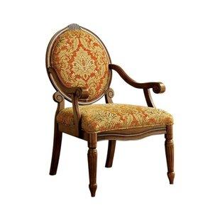 Carraton Armchair by Alcott Hill