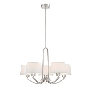 Designers Fountain Studio 5-Light Shaded Chandelier