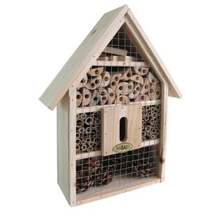 Archie & Oscar Bird Houses
