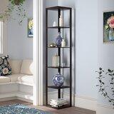 Archibald Corner Bookcase by Andover Mills™