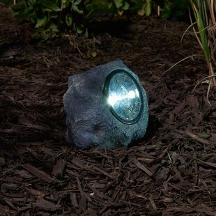 Solar 1-Light LED Spot Light