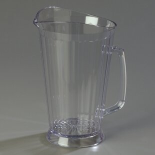 Crystalite® Polycarbonate Pitcher (Set of 6)
