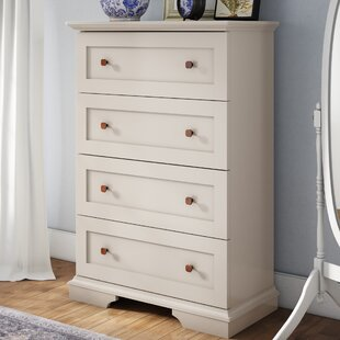 Mechling 4 Drawer Chest by Laurel Foundry Modern Farmhouse