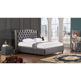Shopping for Drake Upholstered Platform Bed by American Eagle International Trading Inc. Reviews (2019) & Buyer's Guide
