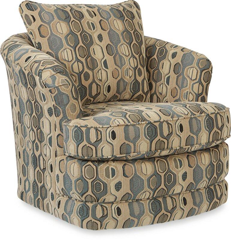 La-Z-Boy Fresco Barrel Chair & Reviews | Wayfair