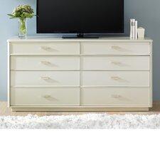 Crestaire Southridge 8 Drawer Dresser by Stanley Furniture