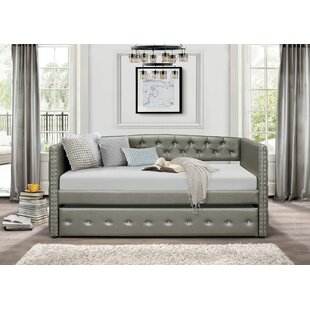 Rialto Daybed with Trundle by Rosdorf Park