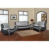 Varya 3 Piece Living Room Set by Orren Ellis