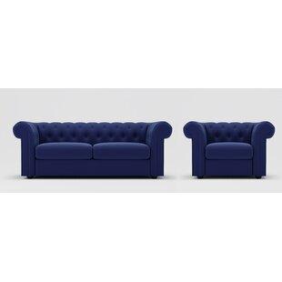 Maeve 2 Piece Sofa Set By Marlow Home Co.