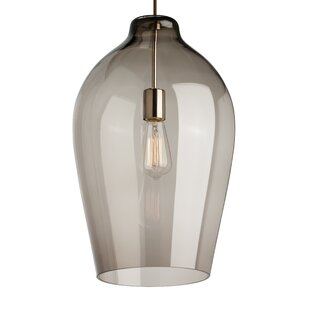 1-Light Cone Pendant by Tech Lighting