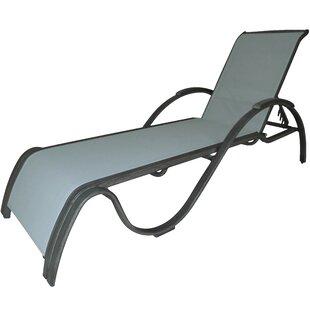 Panama Jack Outdoor Newport Beach Chaise Lounge
