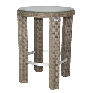 Patio Heaven Round Bar Table