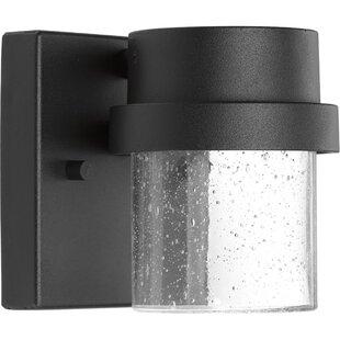 Wrought Studio Staten LED Wall Lantern