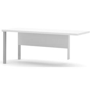 Mercury Row Ariana 3 Piece L-Shape Desk Office Suite