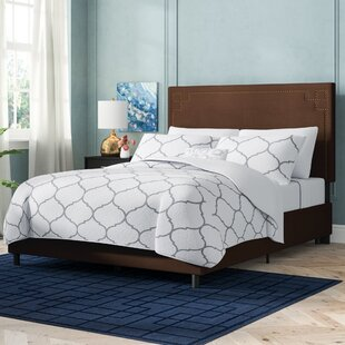 Diego Upholstered Panel Bed