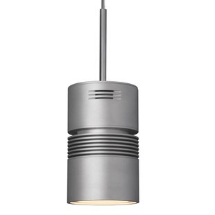 Bruck Lighting Z15 1-Light Cylinder Pendant