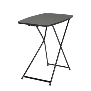 Indoor/Outdoor Adjustable Height Personal Folding Table (Set Of 2) By Altra Furniture