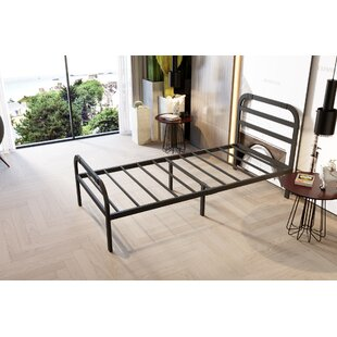 Emerick 40 Bed Frame by 17 Stories