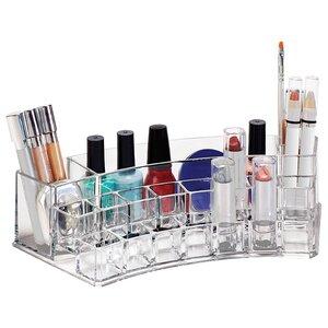 Wayfair Basics 19 Section Cosmetic Organizer