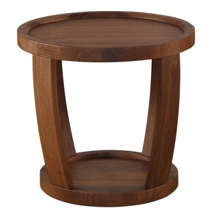 Brookside End Table by Bre..