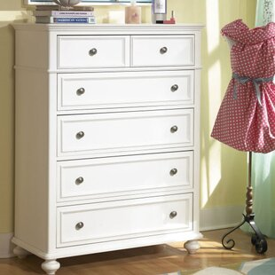 Lonsdale 5 Drawer Chest by Harriet Bee