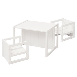 3 Piece Children's Dining Set by Roba