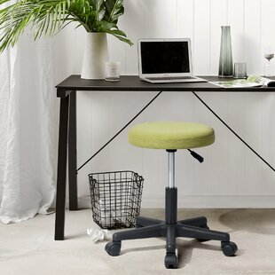 Manufactured Wood Wood Office Stools You Ll Love In 2021 Wayfair