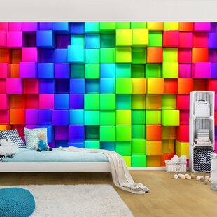 Geometric Wallpaper & Pattern Wallpaper | Wayfair.co.uk