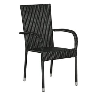 Martucci Stacking Garden Chair By Sol 72 Outdoor