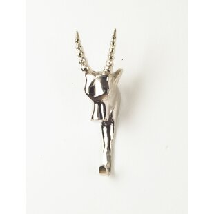 Glessite Wall Hook By World Menagerie