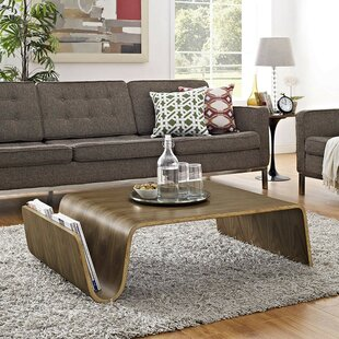 Hungerford Wooden Coffee Table