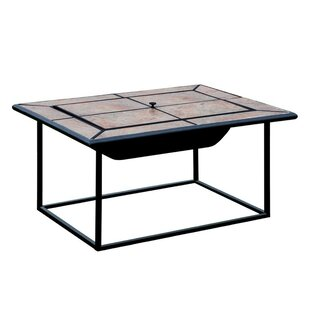 Benawa Cast Iron Fire Pit Table