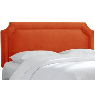 Alejandre Upholstered Panel Headboard