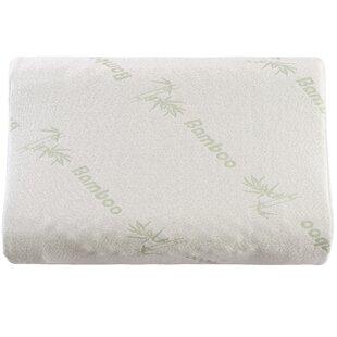 Alwyn Home Delphine Contoured Dunlop Latex Standard Pillow