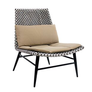Herod Patio Dining Chair with Cushion by Brayden Studio